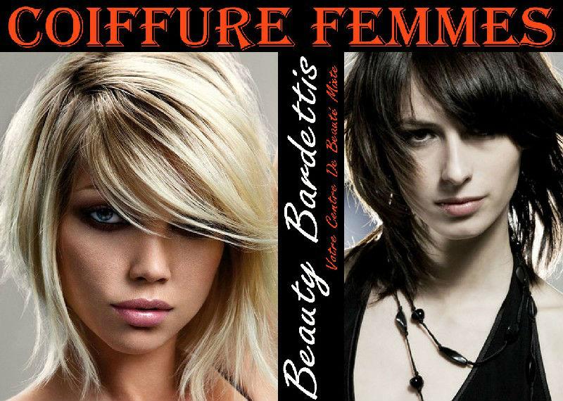 Coiffure Femmes